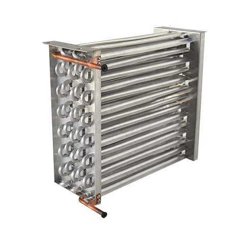 winged tube heat exchangers big